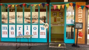 Marlow Museum welcome